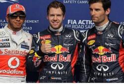 GP Bahrein 2012: Vettel sorprende con la pole
