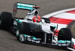 GP China 2012: Libres 2 Schumacher arriba