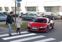 Así sonará el Audi R8 e-tron