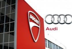 Audi compra Ducati