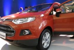 Ford presentó la nueva Ecosport en Brasil y China
