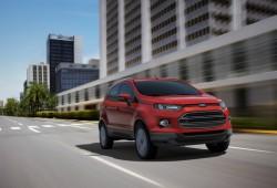 Ford llevará el EcoSport definitivo al Salón de Pekín 2012