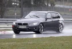 Fotos espía: BMW Serie 3 Touring