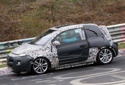 Fotos espía: Opel Junior, alias Adam