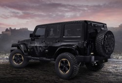 Jeep Wrangler Dragon, un concept para el mercado chino
