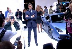 El SUV de Lamborghini sería lanzado recién en 2017