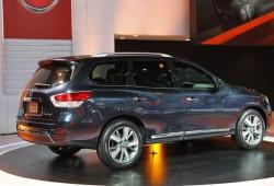 Nissan presenta el nuevo Pathfinder en el Salón de New York
