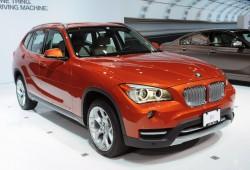 Nueva York 2012: BMW X1 2013
