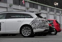 Opel prepara la primera renovación para el Insignia