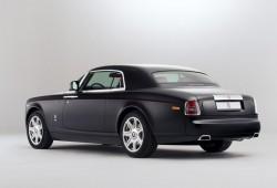 Rolls Royce Phantom Coupe Mirage: Purasangre