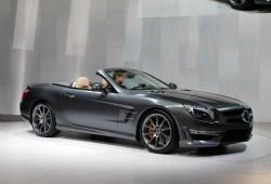 Nueva York 2012: Mercedes SL65 AMG