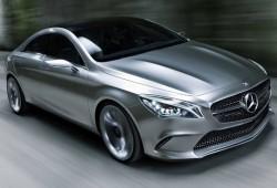Se filtra el Mercedes Concept Style Coupé, el anticipo del CLA