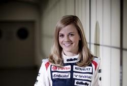 Williams ficha a Susie Wolff como piloto de desarrollo
