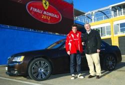 Fernando Alonso estrena coche nuevo