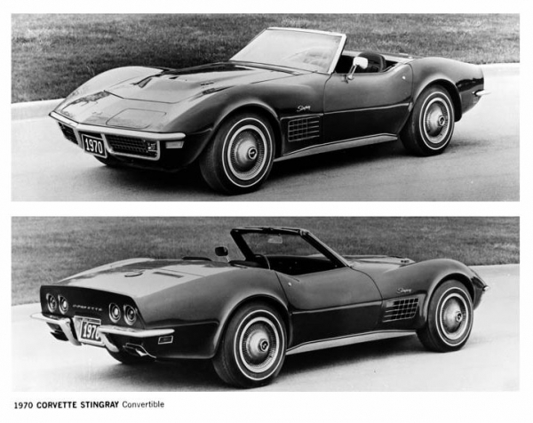 Especial Historia: Chevrolet Corvette C3 Stingray (1968-1982