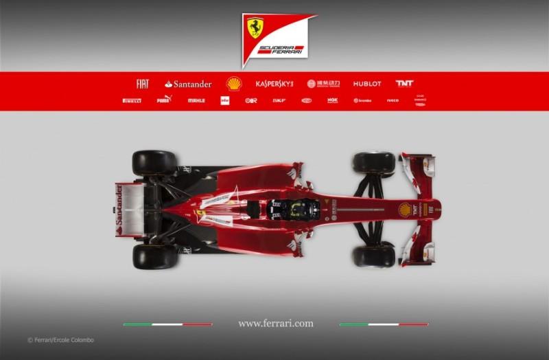Ferrari F1 2013 coche Alonso