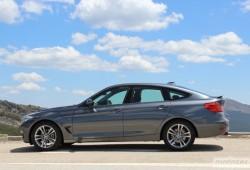 BMW Serie 3 Gran Turismo. Agilidad, espacio y estética irresistible