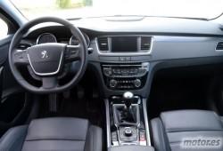 Prueba Peugeot 508 SW 1.6 HDI 115 (II), diseño interior