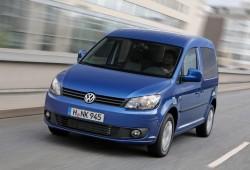 Volkswagen Caddy BlueMotion tan solo 4,5 l/100km y desde 17.720 euros en Frankfurt