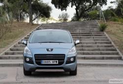 Peugeot 3008 HYbrid4, conclusiones (V)