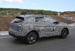 Nissan Qashqai 2014: nuevas fotos espía antes de su presentación oficial