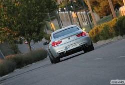 BMW M6 Gran Coupé, en marcha (IV)
