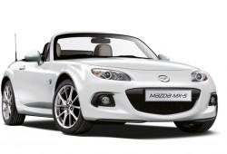 Mazda Sakura, edición especial para los Mazda 2, Mazda 5 y Mazda MX-5