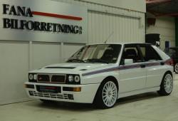Lancia Delta HF Integrale EVO Martini: el Lancia que todos querríamos en nuestro garaje