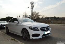 Mercedes-Benz Clase C 2014, toma de contacto