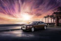 Rolls Royce Ghost 2014