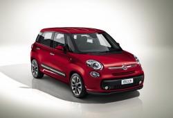 Italia - Marzo 2014: El Fiat 500L enamora a los italianos