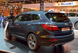 Hyundai Grand Santa Fe, siete plazas a lo grande