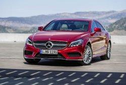 Mercedes CLS 2015, restyling con un nuevo frontal