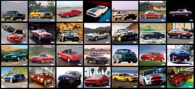 5 curiosidades del ford mustang motor es