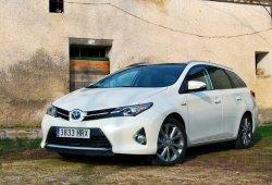 Toyota Auris Hybrid Touring Sports (III): Dinamismo, consumos y conclusiones