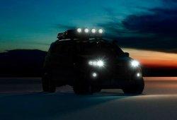 Chevrolet Niva Concept, primeras imágenes oficiales