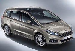 Ford S-MAX 2015, primeras imágenes y datos oficiales