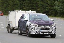 Hyundai ix35 cazado de nuevo