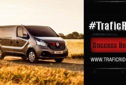 Nueva Renault Trafic, spot en homenaje a El Coche Fantástico