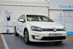 Eléctricos e híbridos VW (II): Volkswagen e-Golf