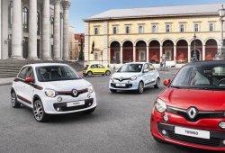 Francia - Septiembre 2014: El Renault Twingo coge ritmo