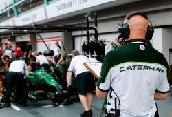 La continuidad de Caterham en F1 se tambalea