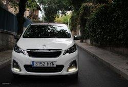 Peugeot 108: En marcha y conclusiones (III)