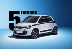 5 razones para comprar el Renault Twingo 2015