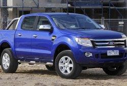 Australia - Octubre 2014: El Ford Ranger se estrena en el Top 5