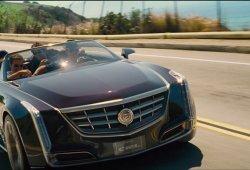 Primer tráiler de la película de Entourage (El séquito) con un Cadillac Ciel Concept como protagonista