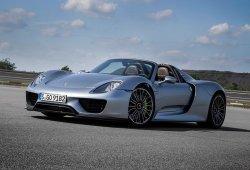 Porsche 918 Spyder, 205 unidades llamadas a revisión