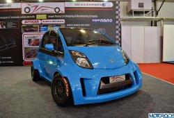 Impresionante el Tata Nano con 233 CV de J.A. Motorsport
