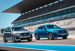 BMW X5 M y BMW X6 M 2015, precios y equipamientos para España