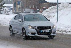 El DS 5LS Sedan ya circula por Europa, ¿lo veremos aquí?